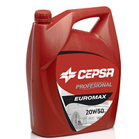 CEPSA GENUINE 10W40.