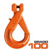 GANCHO AUTOCIERRE HORQUILLA GRADO 100.