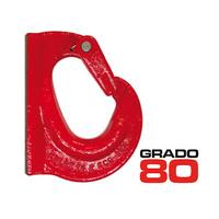 GS80 GANCHO SOLDABLE GRADO 80.