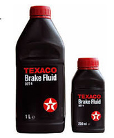 TEXACO BRAKE FLUID DOT 4.