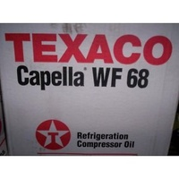 TEXACO CAPELLA WF 68.
