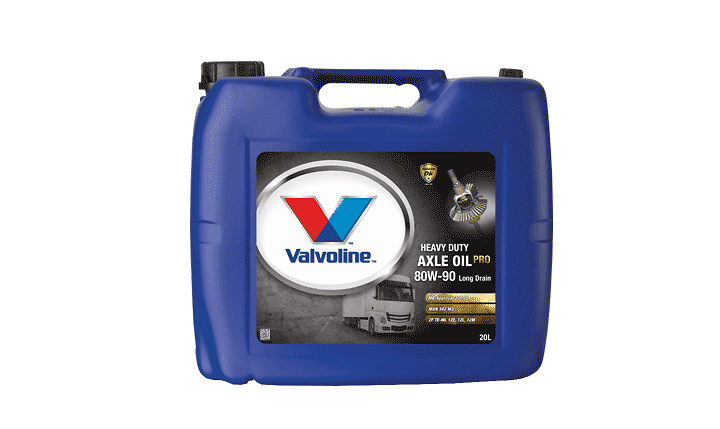 ACEITE VALVOLINE * DE EJE HD PRO 80W90 LD