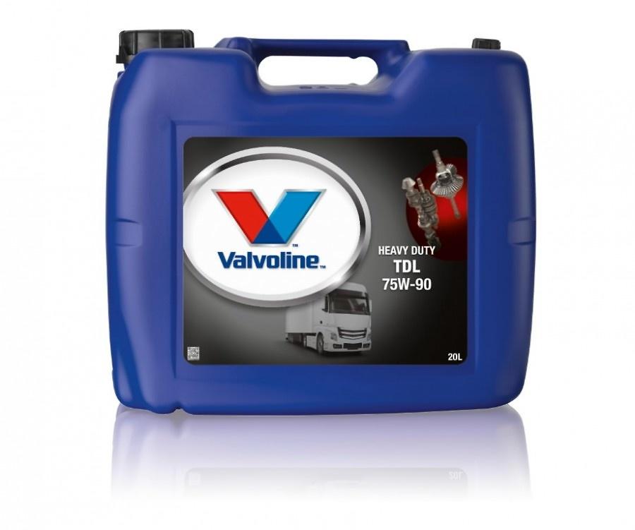 ACEITE VALVOLINE - HD TDL 75W90