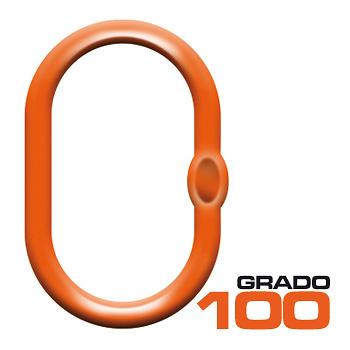 AMO1 ANILLA MAESTRA OVAL GRADO 100.