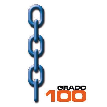 CAD100 CADENA ACERO NORMA EN 818-2 GRADO 100.