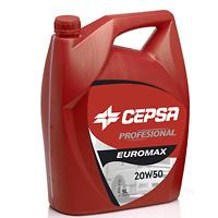 CEPSA EUROMAX 20W50
