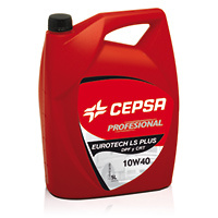 CEPSA EUROTECH LS 5W30 FE. - TRACTION PRO LS 5W30
