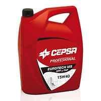 CEPSA EUROTECH MS 15W40 - TRACTION ADVANCED LS 15W40