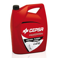 CEPSA GENUINE 5W40 SYNTHETIC