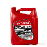 CEPSA PLATINUM ECOSYNTHETIC 5W30.