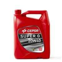 CEPSA SUPER G 20W40