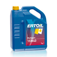 ERTOIL MULTI-AGRO 15W40.