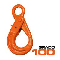 GANCHO AUTOCIERRE GIRATORIO GRADO 100.