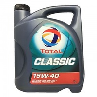 LUBRICANTES TOTAL CLASSIC 15W40