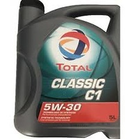 LUBRICANTES TOTAL CLASSIC C1 5W-30