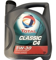 LUBRICANTES TOTAL CLASSIC C4 5W-30