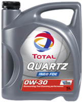 LUBRICANTES TOTAL FDE 0W-30