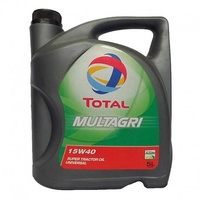 LUBRICANTES TOTAL MULTAGRI MS 15W40