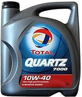 LUBRICANTES TOTAL QUARTZ 10W-40