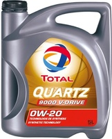 LUBRICANTES TOTAL QUARTZ 9000 V DRIVE 0W-20