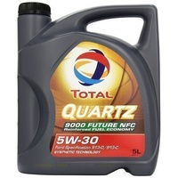 LUBRICANTES TOTAL QUARTZ FUTURE NFC 5W30