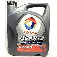LUBRICANTES TOTAL QUARTZ INEO LONG LIFE 0W-20