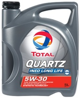 LUBRICANTES TOTAL QUARTZ INEO LONG LIFE 5W-30