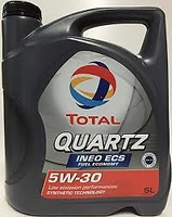 LUBRICANTES TOTAL QUARTZ INEO MC3 5W-30