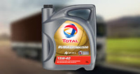 LUBRICANTES TOTAL RUBIA OPTIMA 1100 15W-40