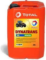 LUBRICANTES TOTAL TRANSMISSION DYNATRANS DA 80W-90 - AGRICULTURA Y OBRAS PUBLICAS