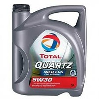 LUBRICATES TOTAL QUARTZ INEO ECS 5W-30