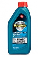 TEXACO HAVOLINE ENERGY EF 5W30