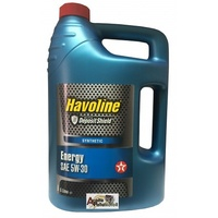 TEXACO HAVOLINE ENERGY SAE 5W30