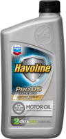 TEXACO HAVOLINE ProDS F SAE 5W20.
