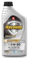 TEXACO HAVOLINE S 5W30