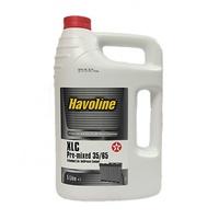 TEXACO HAVOLINE XLC - PREMIXED 40/60
