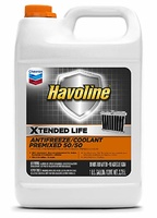 TEXACO HAVOLINE XLC - PREMIXED 50/50.