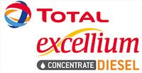 TOTAL PRODUCTO DE APOYO - EXCELLIUM CONCENTRATE DIÉSEL STD - Aditivo diésel